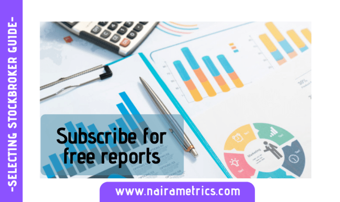 subscribe for free report