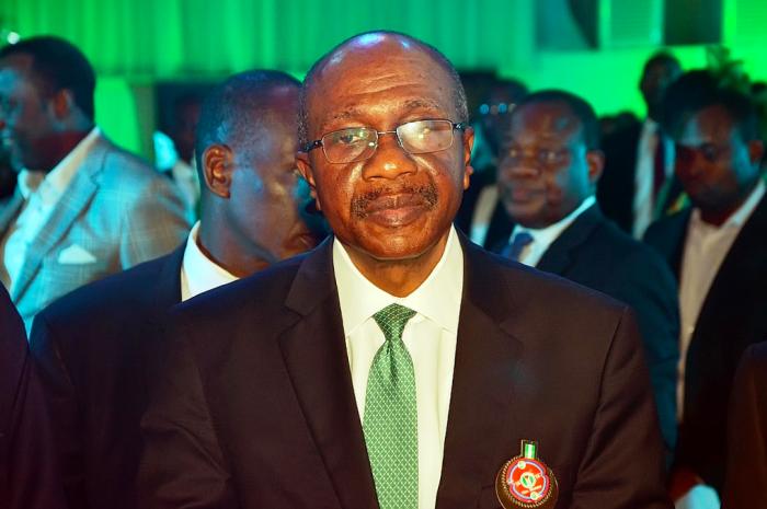 CBN Governor, naira