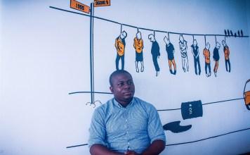 Nelson Olanipekun, founder of Gavel. Credit: Tola Omolayo