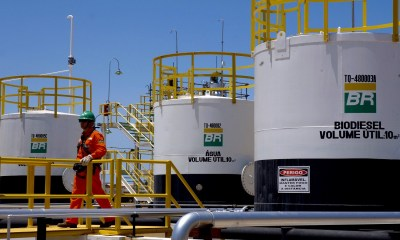 Petrobras Africa facility