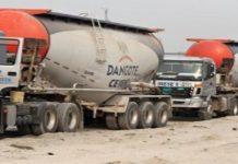 Dangote Cement Plc,
