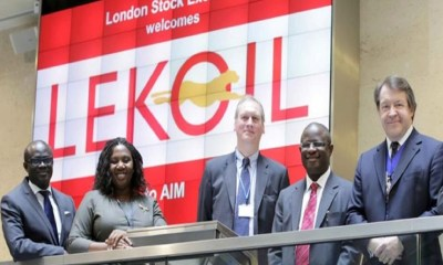 Lekoil Limited, Seawave Invest Ltd said it is open to investigation over Lekoil's loan scam