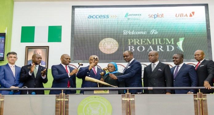 NSE Premium Board