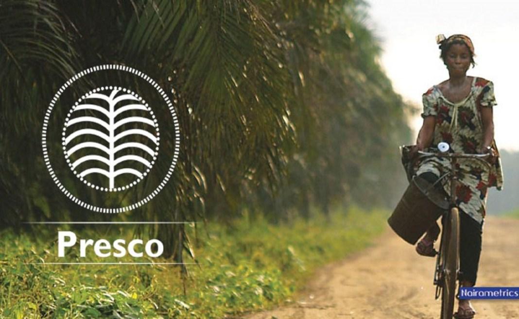 Presco financial statement, Presco shares on NSE