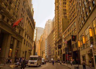 WallStreet Photo by Vandan Patel on Unsplash
