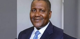 Aliko Dangote at 62