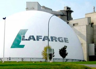 Lafarge Africa provides grant for startups, Lafarge Africa's latest earnings report reveals 8.5% decline in gross profit , Lafarge Africa gets new CFO one month after resignation of former finance director