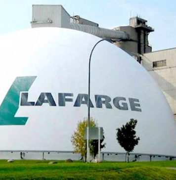 Lafarge Africa provides grant for startups, Lafarge Africa'slatest earnings report reveals8.5% decline in gross profit, Lafarge Africa getsnew CFO one month after resignation of former finance director, Lafarge Plc reveals why it invited Italian man with Coronavirus to Nigeria, Lafarage Africa group Plc posts a revenue of N213 billion in 2019, profit up N17 billion