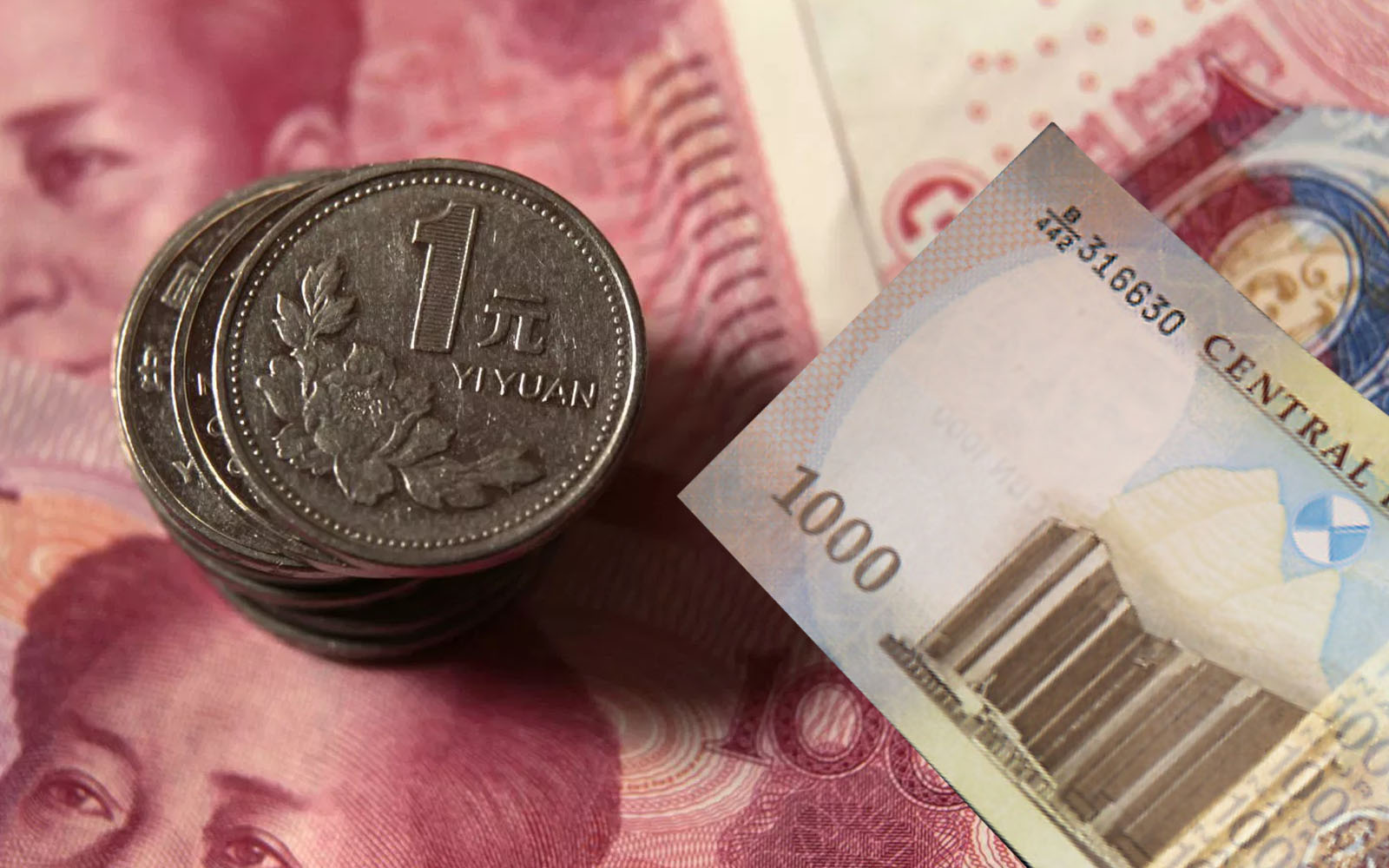 Chinese yuan wilts again, cushioning the blow of Trump tariffs