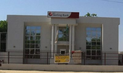 Sterling Bank, Adegoke