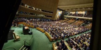 United Nations 2018 General Assembly