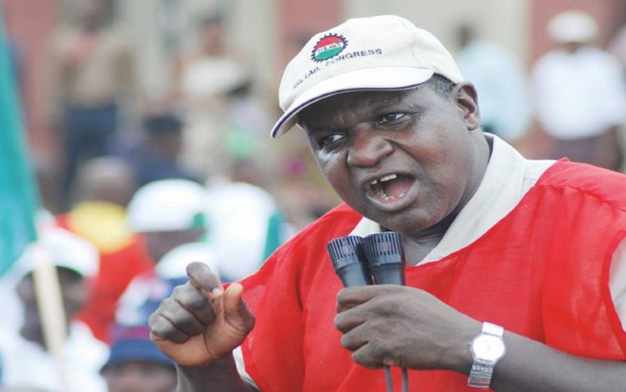 Minimum wage, NLC, Looting by formergovernorsblocks excuses for new minimum wage