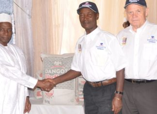 Dangote BlocMaster, Dangote Cement: Makoju retires after 45 years in industry