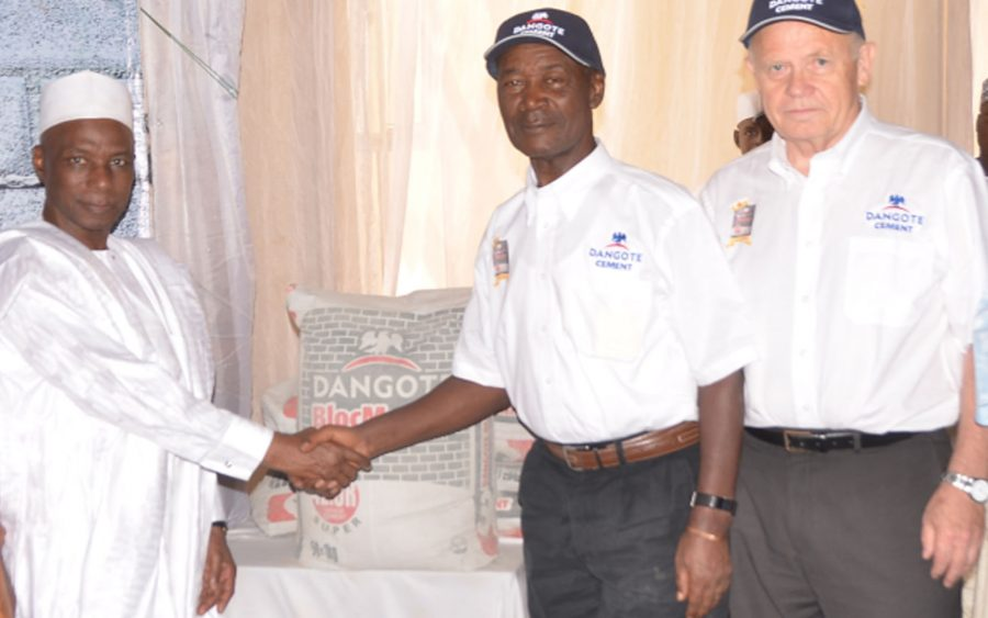 Dangote BlocMaster, Dangote Cement: Makoju retires after 45 years in industry