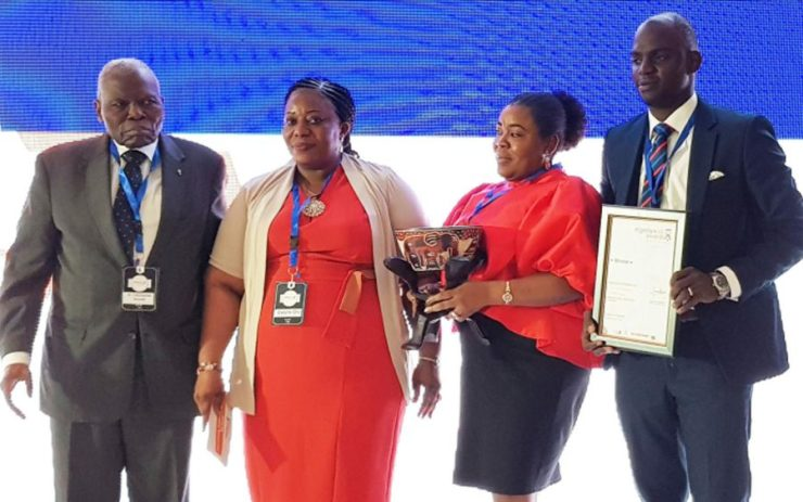 Dangote emerges winner at the 2018 Nigerian Risk Awards