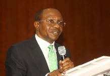 Emefiele, Money laundering, CBN