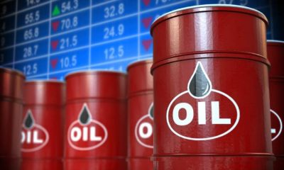 reserves, Nigeria Crude Oil Prices, Nigeria wants international oil companies to pay up now , Trade conflict between United States, China continues to affect oil prices, Global oil prices rally to $69.16, as Soleimani killed in US air strike, Crude oil prices continue to rise on the backdrop of US-Iran tension, Coronavirus projected to affect crude oil demand negatively , Worry, as Coronavirus threat pushes oil price below budget benchmark, Coronavirus: FG to review budget as oil price plunges, BOOM: Crude oil price crash below $30 in worst trading day since 1930,Bears ravage Global market, Brent Oil surges 10% trading at $27.29 per barrel, Crude Oil up 10% as Brent crude raises to $27 per barrel, Oil market crisis – possible production shutdown looms, The time crude oil became cheaper than water,, Brent crude surges past $40, analyst recommends investment in crude oil derivatives, Nigeria's Bonny light hit four months high, Nigeria's Bonny light hit four months high