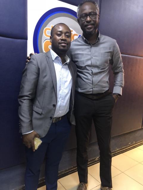 Emeka Akano and Ugodre