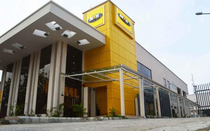 MTN Nigeria, Jumia listing