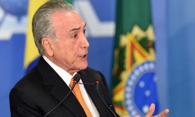 Brazil's President, Michel Temer