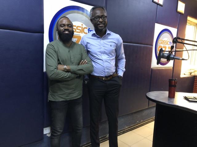 Noble Igwe and Ugodre