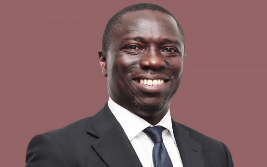 Mr Asue Ighodalo