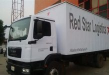 Red Star Express Plc