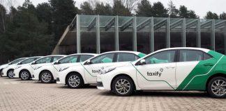Bolt Taxify