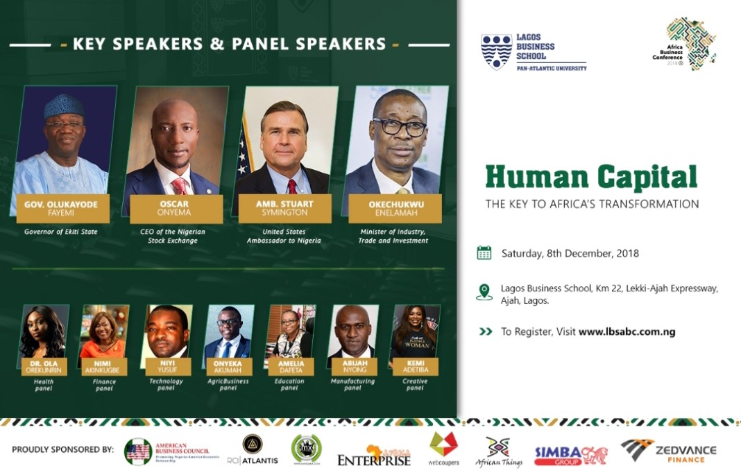 LBS unveils date and speakers for upcoming African Business Conference