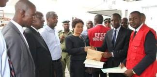 EFCC targets slush funds