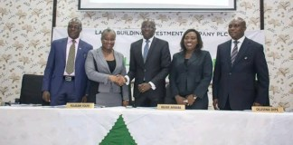 LBIC, Lagos Building Investment Company Plc