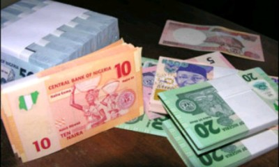 Money hawkers, Naira hawkers