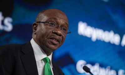CBN, Key lending rate, CBN to boost creative industry with N22 billion, CBNincreases LDR to 65%, setsDecember deadline, External reservesdrop by $3.2 billion in Q3'19, Banks' loansto Oil and Gas, Power, other sectorsdrop byN411.8 billion