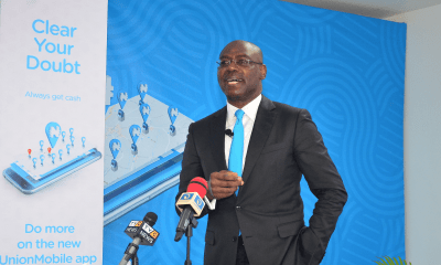 Emeka Emuwa, Group CEO Union Bank Plc