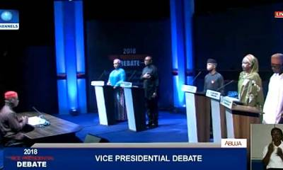 Highlights of the 2018 NEDG/BON Vice Presidential debate