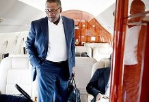 Aliko Dangote remains African richest man
