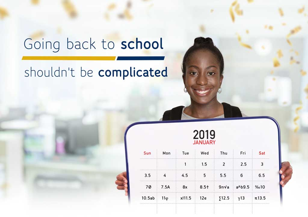 FirstEdu, Back to School, FirstBank
