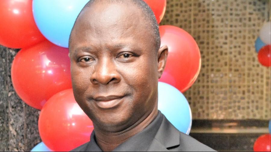 Image result for Director-General, NECA, Mr Timothy Olawale