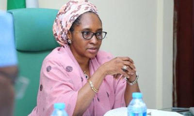 taxes, tax, IMF, business, FAAC disbursed N617billions in April, as South-South scoop N72billions, VAT, Finance Minister, Zainab Ahmed says Nigeria VAT collection rate is low, NBC, Rite Foods, others to pay new tax as FG identifies new revenue streams ,,Finance Minister reveals how World Bank, AfDB pushed FG into requesting Chinese loan