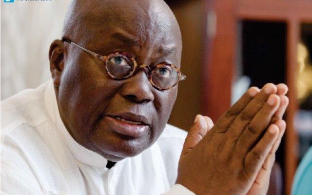Ghanian president on Dangote