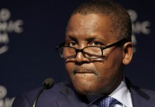 Dangote, Blackstone Group, Black Rhino