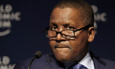 Aliko Dangote, Milk importation, CBN, You probably wouldn't know Dangote dances until you watch this video  , Aliko Dangote's net worth falls by $1.3 billion in a week