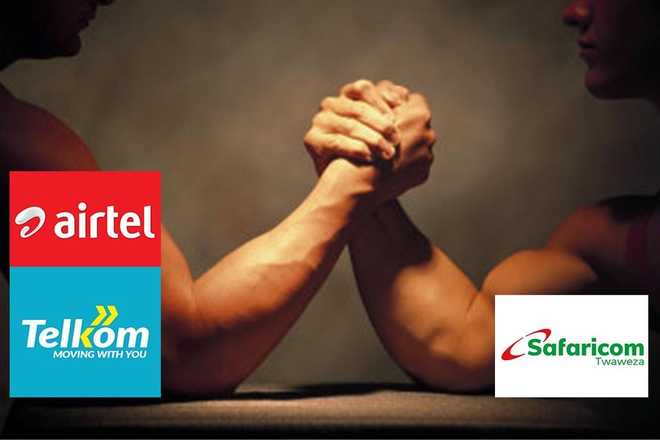 Bharti Airtel, Telkom Kenya, Safaricom, Telecoms, Consolidation, Regulatory approval