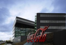 Coca Cola, Wall Street