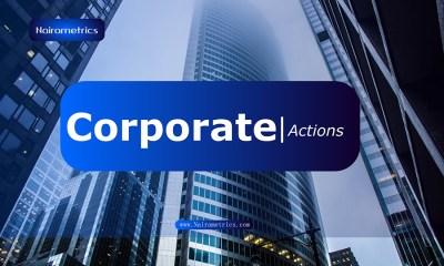 Corporate Actions   Nairametrics