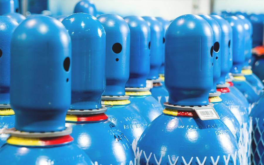 Gas Cylinder, Rungas Industries, Lanre Runsewe