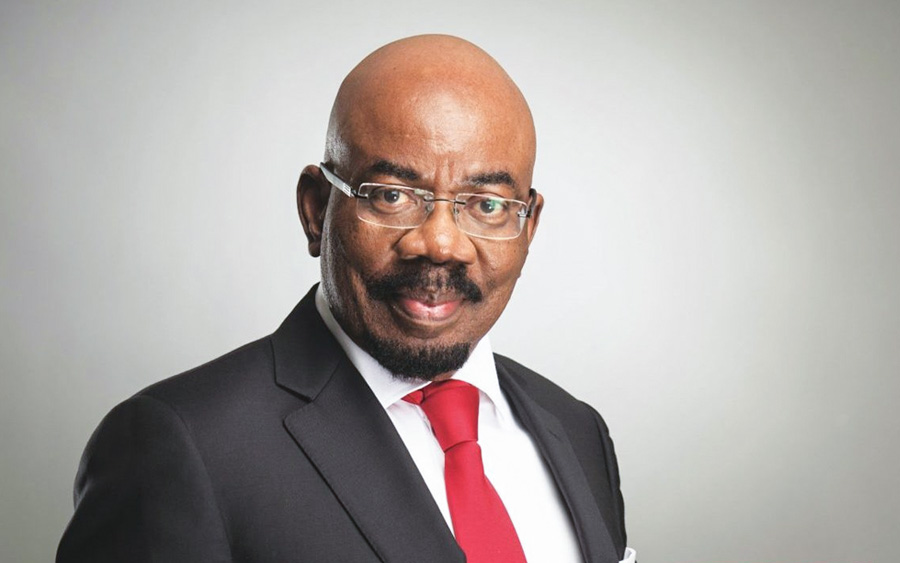 Jim Ovia, Zenith Bank Plc