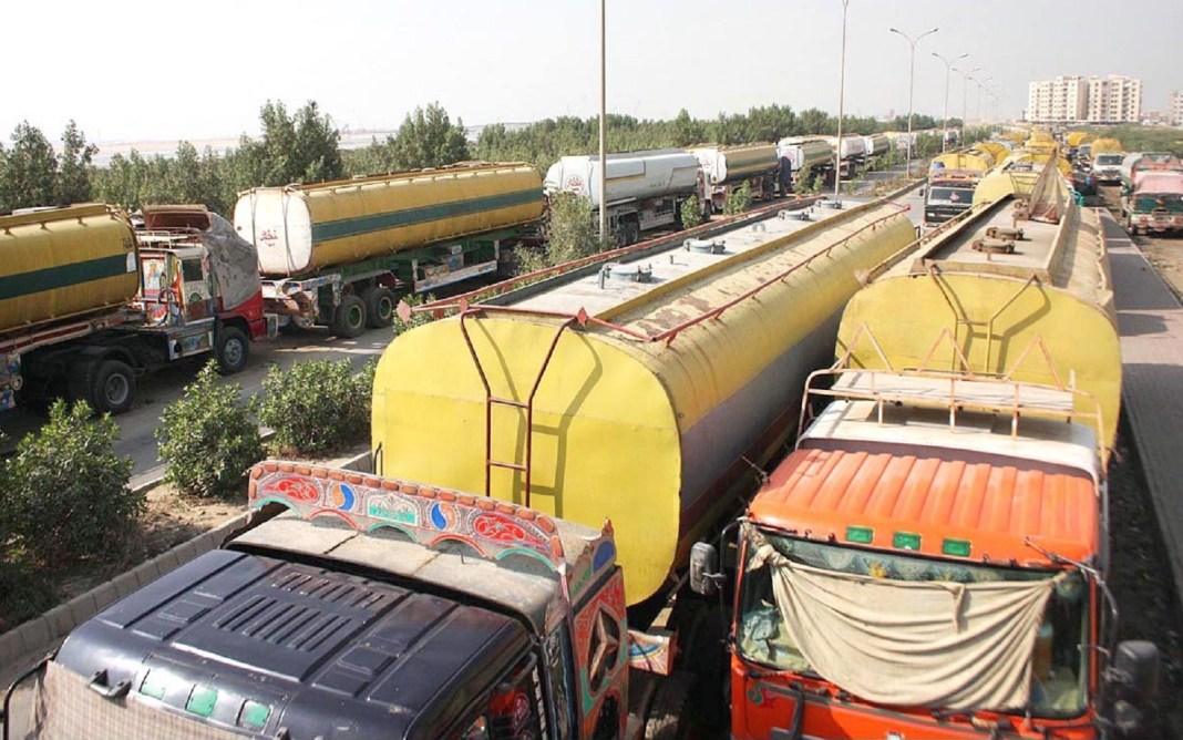Lagos clears tankers for Buhari