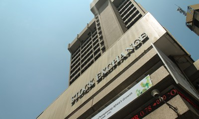 NSE records 18.18% decline in banks' market capitalisation, Best performing stocks on the NSE Year-to-date