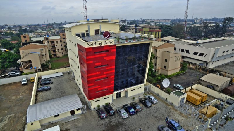 STERLING-BANK HQ ANNEX BUILDING
